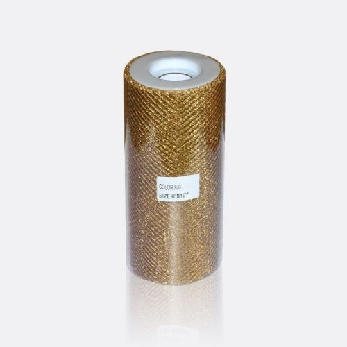 Gold Soft Tulle